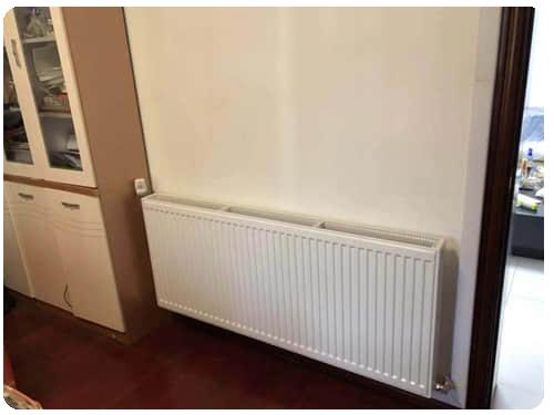 明装暖气片—开源公寓