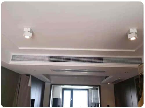 中央空调-时代上城年华里